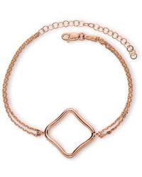 Maviada - Bodrum Vermeil Rose Gold Bracelet Large - Lyst