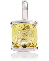 MANJA Jewellery - Juliet Peridot Necklace - Lyst