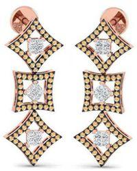 Gunjan Bhandari - Geometric Earrings - Lyst