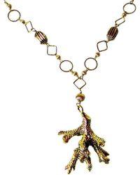 Beryl Dingemans Jewellery - Large Coral Necklace - Lyst