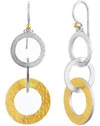 Gurhan - Hoopla Infinity Drop Earrings - Lyst