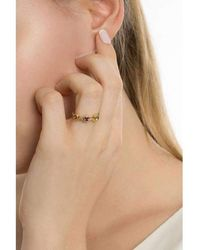 Biiju - Rainbow Egg Box Ring - Lyst