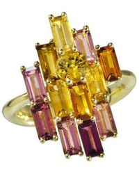 Daou Jewellery - Golden Bright Ring - Lyst