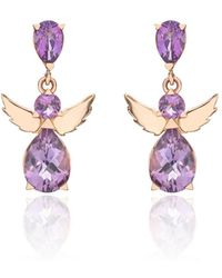 Nicofilimon - Divine Earrings - Lyst