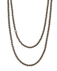Faystone - Uranus Necklace - Lyst