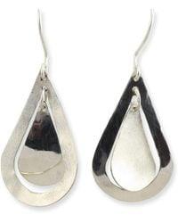 Monica Fiorella Jewelry - The Complexity Of Tears Earrings - Lyst