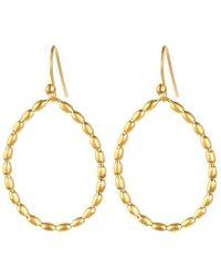juniimjuli - Gold Gouttes De Soleil Earrings   - Lyst
