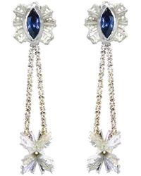 Elaine McKay Jewellery - Reflect Dangle Earrings - Lyst