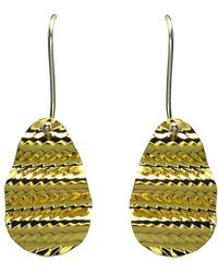 Emma Mogridge Jewellery - Pebble Earrings - Lyst