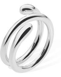 Lucy Quartermaine - Coil Midi Ring - Lyst