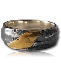 "Gavin MacSporran Design - ""crucible"" Ring 3 - Lyst"