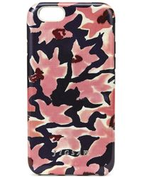 Jigsaw - Abstract Ink Floral Iphone 6 Case - Lyst