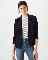Jigsaw - Paris Seam Detail Jacket - Lyst