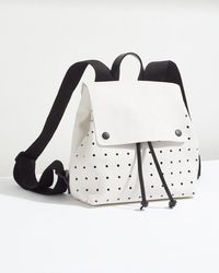 Jigsaw - Blake Perforated Backpack - Lyst