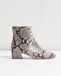 Jigsaw - Alde Side Zip Boots - Lyst