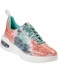 Marc Jacobs - Tech Wedge Sneakers Pale Jade Fabric - Lyst