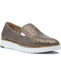 Johnston & Murphy - Penelope (black Glove Leather) Women's Slip On Shoes - Lyst