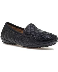 Robert Zur - Quana Loafer Black Leather - Lyst