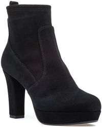 275 Central - 2568800 Boot Black Suede - Lyst