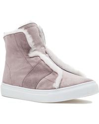 Kennel & Schmenger | 67-15450-658 Sneaker Dusty Rose Suede | Lyst
