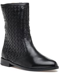 Robert Zur - W Sirio 8 Boot Black Leather - Lyst