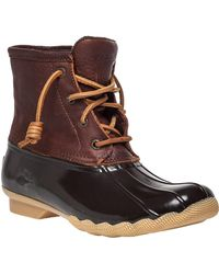 Sperry Top-Sider - Saltwater Core Water-Resistant Boots - Lyst