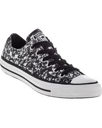 Converse - Chuck Taylor All Star Sneaker Multi Black Fabric - Lyst