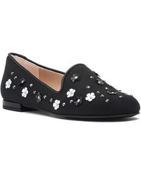 Jon Josef - Gatsby Loafer Black Fabric - Lyst