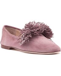 275 Central - 852 Loafer Blush Suede - Lyst
