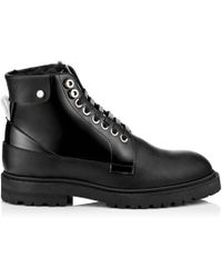 Jimmy Choo - The Voyager: Snow/M Stiefeletten - Lyst
