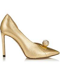 Jimmy Choo - Sadira 100 Court Shoes - Lyst