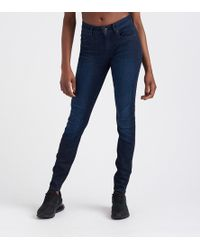 G-Star RAW - Gtar Shape High Super Skinny - Lyst