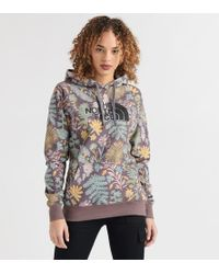 The North Face - All Over Print Hoodie - Lyst