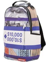 Sprayground - Money Stack Backpack - Lyst