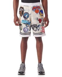 Unk - Nba Collage Shorts - Lyst