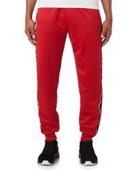 c6fdb03c5679 Lyst - Jordan Jumpman Brushed Tapered Sweatpants in Gray for Men