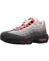 3559089b8a7 Lyst - Nike Air Max 95 in Red for Men
