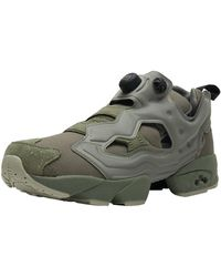 Reebok - Instapump Fury Mtp Trainers With Cut-out Sides - Lyst