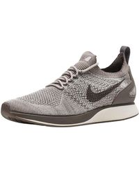 c8070e4a6bb2 Lyst - Nike Air Zoom Mariah Flyknit Racer Men s Shoe in Black for Men