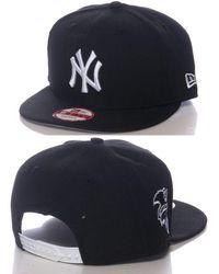 KTZ - New York Yankees Mlb Snapback Cap - Lyst
