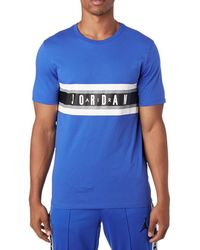 Nike - Bball Graphic Ss Tee 4 - Lyst