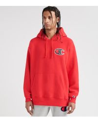 Champion Reverse Weave Hoodie Sublimated