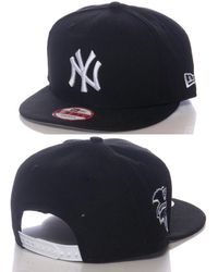 KTZ - New York Yankees Mlb Snapback Cap - Lyst