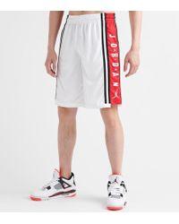 d081145bc93 Nike Jordan Jumpman Air Basketball Trousers in Gray for Men - Lyst