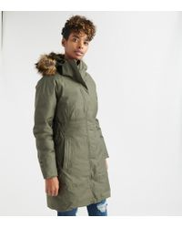 The North Face - Artic Parka Ii - Lyst
