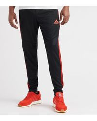 24f519f4b7b adidas Tiro Warm Up Track Pants in Black for Men - Lyst