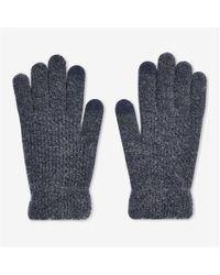 Joe Fresh - Popcorn Knit Gloves - Lyst