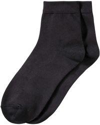 Joe Fresh - 2 Pack Quarter Height Socks - Lyst