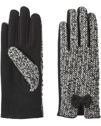 Joe Fresh - Tweed Gloves - Lyst