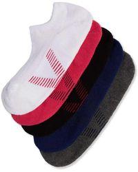 Joe Fresh - 5 Pack No-show Socks - Lyst